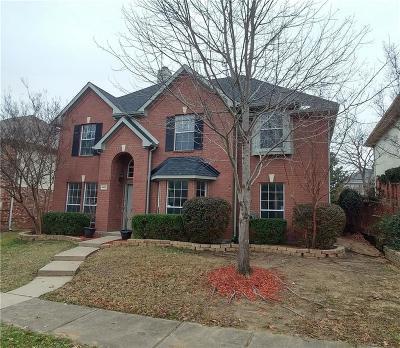 McKinney Single Family Home For Sale: 4425 Santa Fe Lane