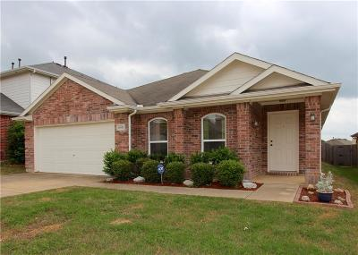 Fort Worth Single Family Home For Sale: 10424 Devin Lane