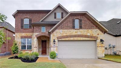 Lewisville Single Family Home Active Option Contract: 309 Ridgewood Drive