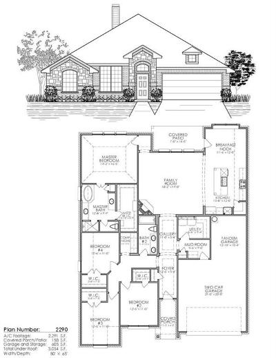 Benbrook Single Family Home For Sale: 6808 Fire Dance Drive