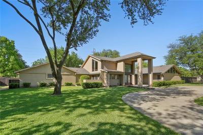 Dallas Single Family Home For Sale: 5533 Northaven Road