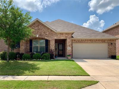 Fort Worth Single Family Home For Sale: 11509 Misty Mesa Drive