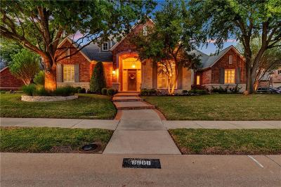 McKinney Single Family Home Active Option Contract: 6908 Shoreview Drive