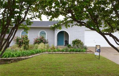 The Colony Single Family Home For Sale: 7201 Garrett Place