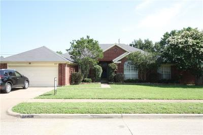 Cedar Hill Single Family Home For Sale: 808 Switzer Lane