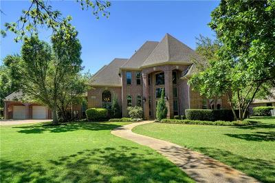 Southlake Single Family Home For Sale: 1201 Bowie Court