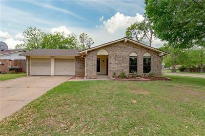 Irving Single Family Home For Sale: 2201 Cecilia Court