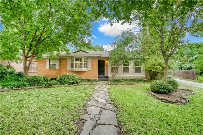 Richardson Single Family Home For Sale: 515 Bedford Drive