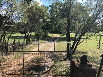 Mineral Wells Farm & Ranch For Sale: 3201 Highway 180 W