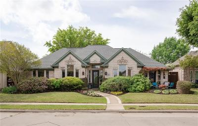 Coppell Single Family Home For Sale: 635 Glen Lakes Drive