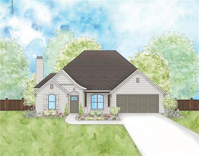 Aledo Single Family Home For Sale: 728 Tallgrass Drive