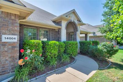 Fort Worth Single Family Home For Sale: 14004 Saddlesoap Court