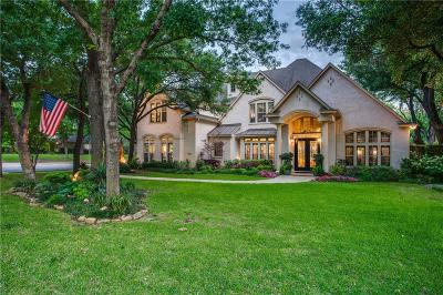 Dallas TX Single Family Home For Sale: $1,475,000