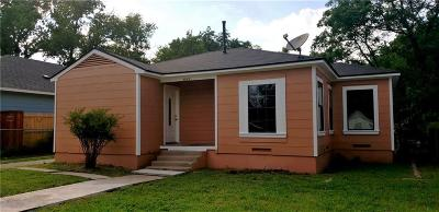 Dallas County Single Family Home For Sale: 2659 Jennings Avenue
