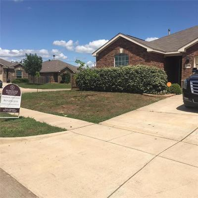 Crowley Single Family Home For Sale: 1100 Flatwater Trail