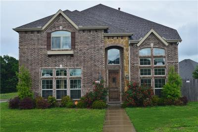 Desoto Single Family Home For Sale: 1600 Stray Horn Drive