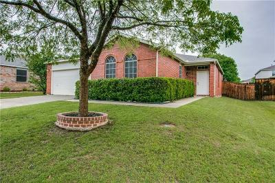 Denton Single Family Home For Sale: 7801 Mirror Rock Lane