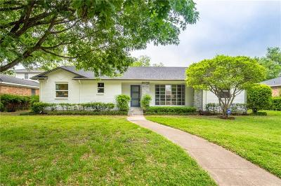 Dallas County Single Family Home For Sale: 3116 Sharpview Lane