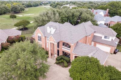 Plano Single Family Home For Sale: 1616 Thistledown Drive