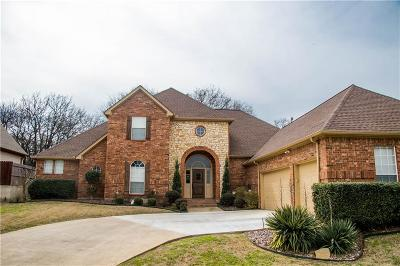 Azle Single Family Home Active Kick Out: 437 Windjammer Lane