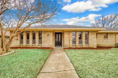 Single Family Home For Sale: 1616 Ports O Call Drive