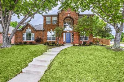 Frisco Single Family Home For Sale: 7100 Bouquet Drive