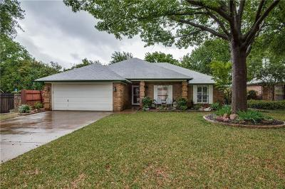Grapevine Single Family Home For Sale: 5223 Fairmount Drive