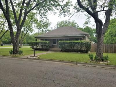 Johnson County Single Family Home For Sale: 716 Euclid Street