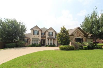 Mansfield Residential Lease For Lease: 3200 Wildpointe Court