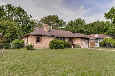 Richardson Single Family Home For Sale: 302 S Lindale Lane