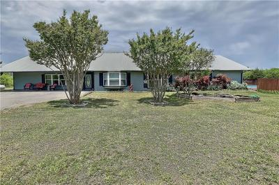 Terrell, Poetry Single Family Home For Sale: 7095 County Road 131b