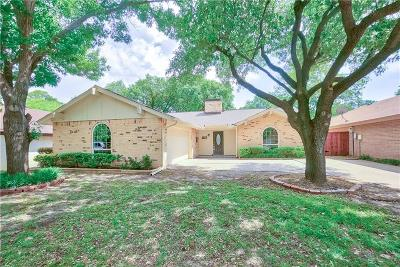 Flower Mound Single Family Home For Sale: 1205 Savannah Court