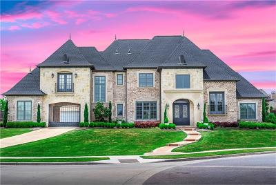 Prosper Single Family Home For Sale: 361 Whitley Place Drive