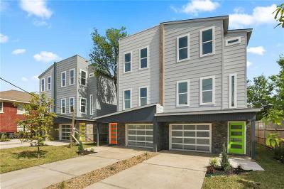 Dallas Single Family Home For Sale: 4634 Virginia Avenue
