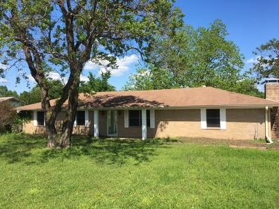 Freestone County Single Family Home For Sale: 518 Post Oak Road