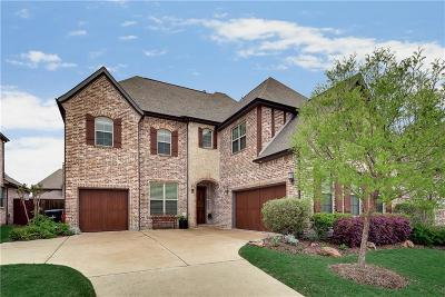 Frisco Single Family Home For Sale: 14836 Huffman Lane