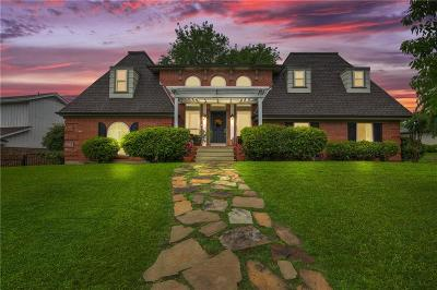 Fort Worth Single Family Home For Sale: 7017 Falling Springs Road