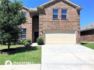 Fort Worth Residential Lease For Lease: 8224 Boulder Canyon Trail