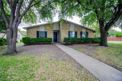 Plano Single Family Home For Sale: 1712 Cumberland Trail