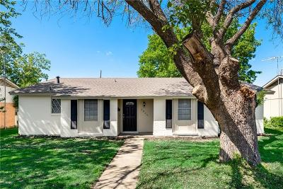 Dallas County Single Family Home For Sale: 3829 O Henry Drive