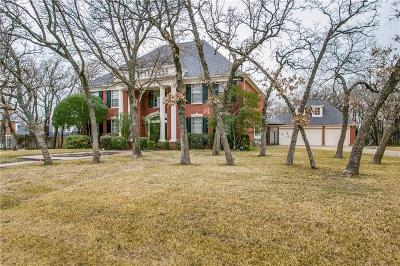 Southlake Single Family Home For Sale: 600 Truelove Trail