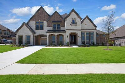 Prosper Single Family Home For Sale: 540 Featherstone Lane