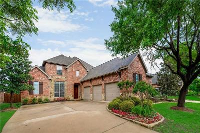 Flower Mound Single Family Home For Sale: 4513 Brenda Drive