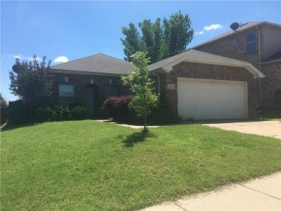 Fort Worth Residential Lease For Lease: 3724 Sapphire Street