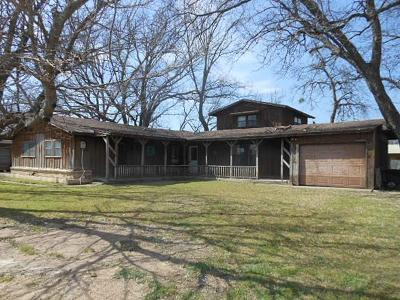 Desdemona Single Family Home For Sale: 6030 Highway 8