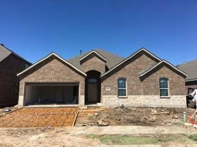 Celina Single Family Home For Sale: 2908 Open Range Drive
