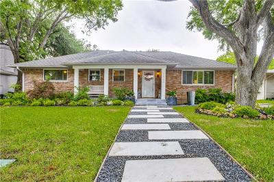 Lake Highlands Single Family Home For Sale: 6846 Whitehill Street