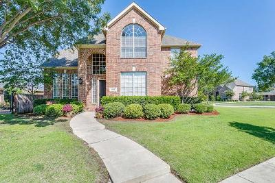 Lewisville Single Family Home Active Option Contract: 1106 King Bors Lane