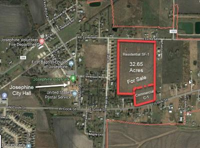 Josephine Residential Lots & Land For Sale: E Cook Street E