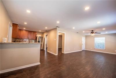 Fort Worth Residential Lease For Lease: 3440 Brady Avenue